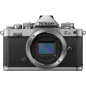 Nikon Z fc with FTZ