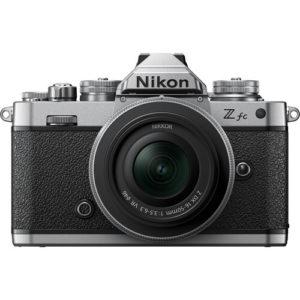 Nikon Z fc with 16-50mm lens