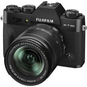 Fujifilm X-T30 II with 18-55mm