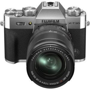 Silver Fujifilm X-T30 II