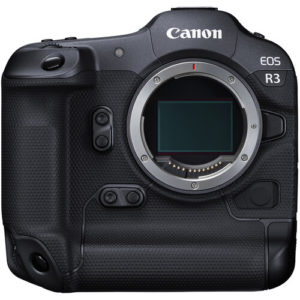 Canon EOS R3 Mirrorless Digital Camera (Body Only)