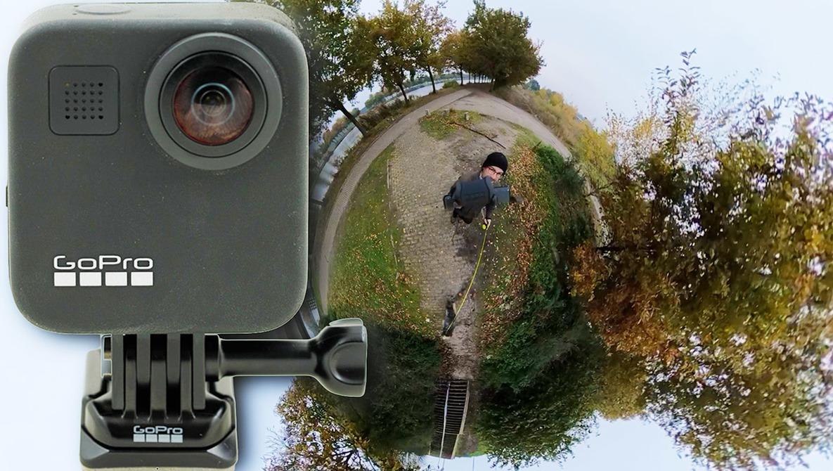 GoPro MAX 360° Camera