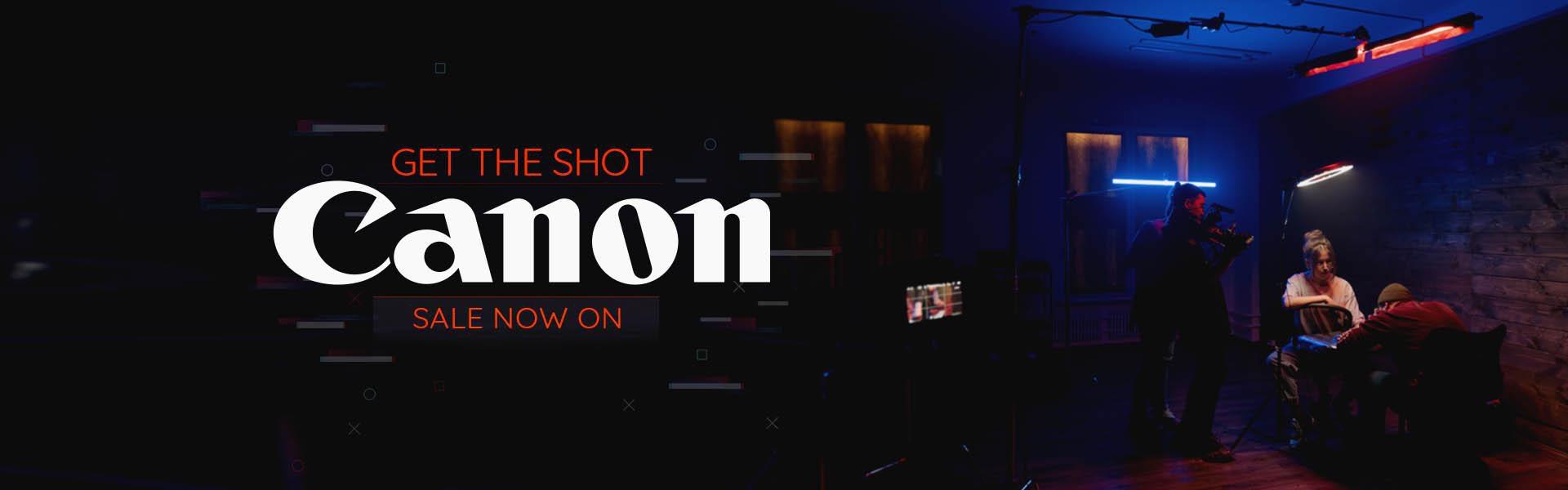 Canon Sale - Cameraland Sandton